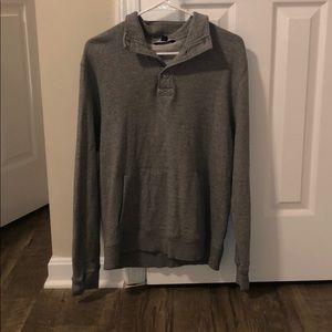 Men's Gap Grey Pullover